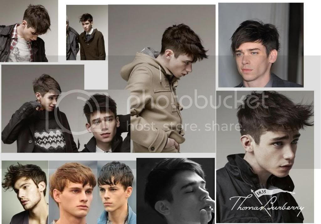 Burberry Hairstyles Image